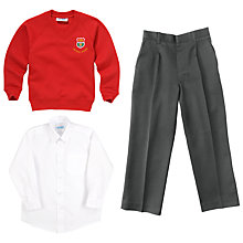 Buy Airyhall Primary School Boys' Uniform Online at johnlewis.com