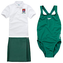 Albyn School Upper Girls' Sports Uniform