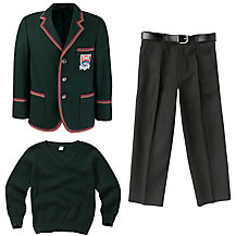 Albyn School Upper Boys' Uniform