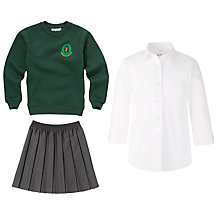 Fernielea Primary School Girls' Uniform