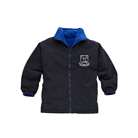 Buy Calder House School Unisex Fleece Online at johnlewis.com