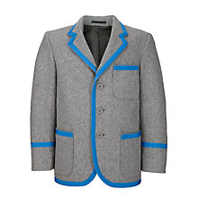 Buy Unisex School Blazer, Grey Online at johnlewis.com