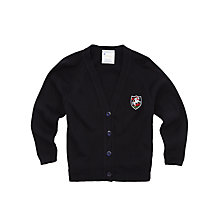 Buy St George's School Girls' Cardigan Online at johnlewis.com