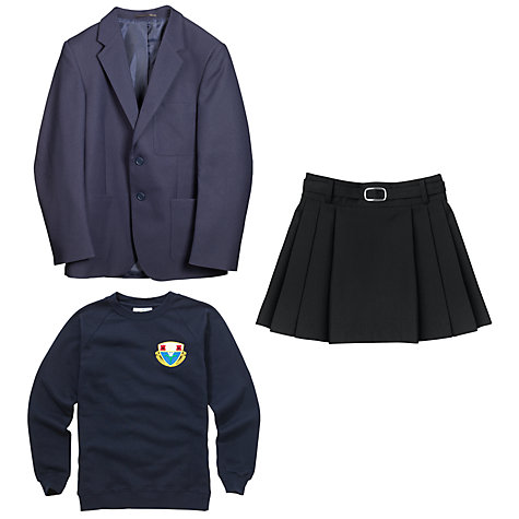 Buy Harlaw Academy Girls' Uniform Online at johnlewis.com