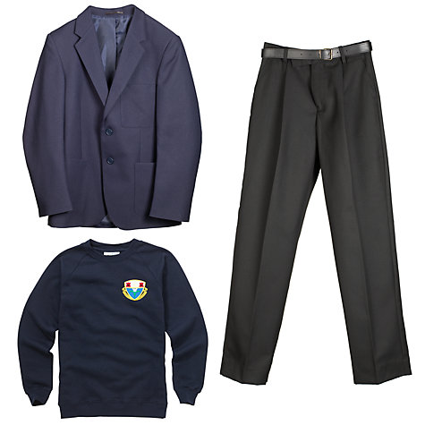 Buy Harlaw Academy Boys' Uniform Online at johnlewis.com