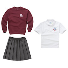Skene Square School Girls' Uniform