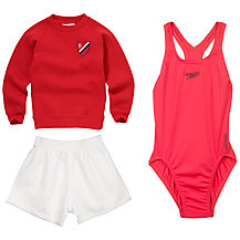 The Hamilton School Girls' Sports Uniform