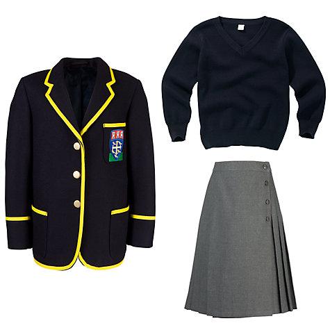 Buy St Margaret S School For Girls Senior Winter Uniform