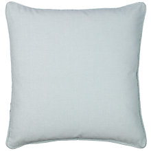 Buy John Lewis Macao Cushion, Dark Eau De Nil Online at johnlewis.com
