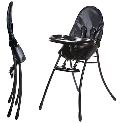 Buy bloom Nano Urban Highchair, Black Online at johnlewis.com