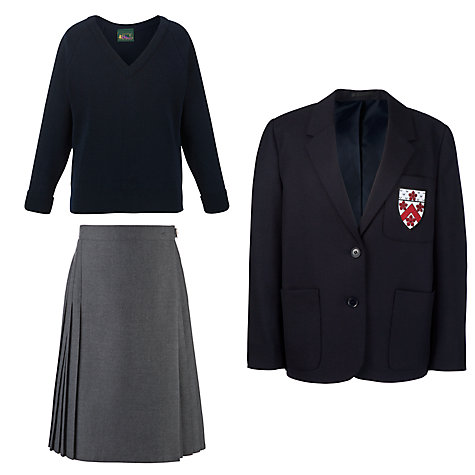 Buy Alleyn's School Lower Girls' Uniform Online at johnlewis.com