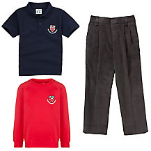 Alleyn's Junior School Infant Boys' Uniform