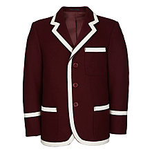 Buy Tockington Manor School Unisex Blazer, Maroon Online at johnlewis.com