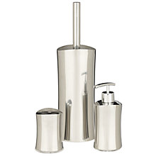 Buy John Lewis Curve Stainless Steel Bathroom Accessories Online at johnlewis.com