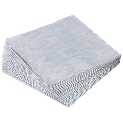 Buy Caspari Dinner Napkins, Pack of 20, 40 x 40cm Online at johnlewis.com