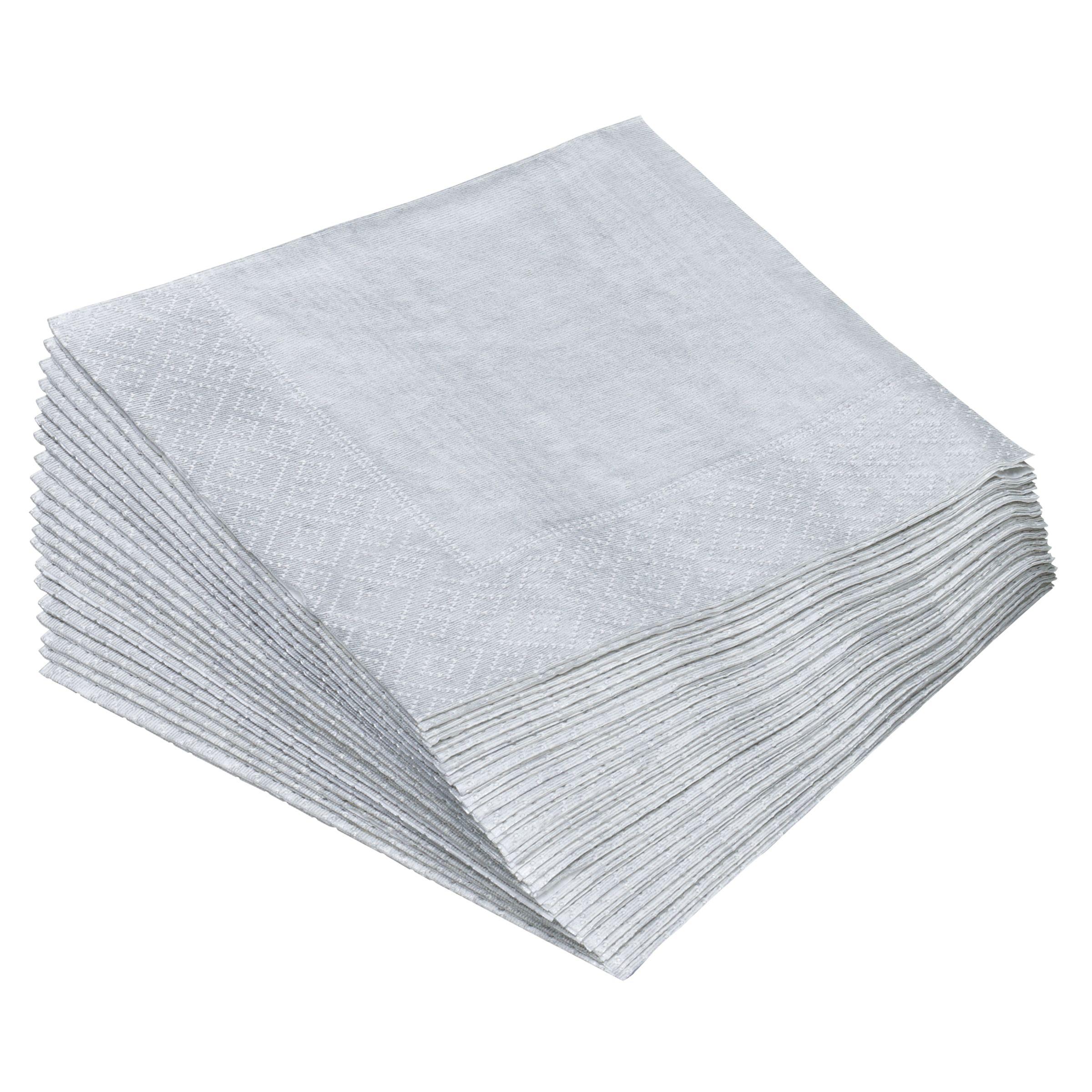 Caspari Caspari Paper Cocktail Napkins, Pack of 20, 25 x 25cm