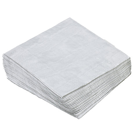 Buy Caspari Cocktail Napkins, Pack of 20, 33 x 33cm Online at johnlewis.com