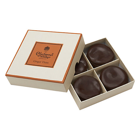 Buy Charbonnel et Walker Chocolate Ginger Thins, 160g Online at johnlewis.com