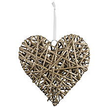 Buy Parlane Willow Heart, 30cm Online at johnlewis.com