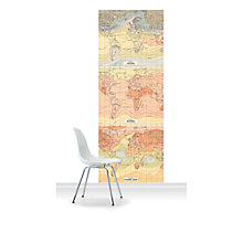 Buy Surface View Temperature Chart Mural Online at johnlewis.com
