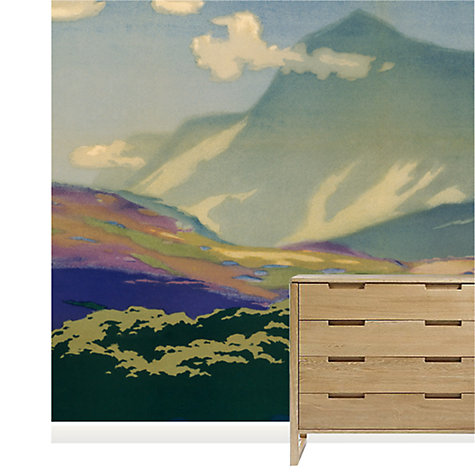 Buy Surface View Wales Mural Online at johnlewis.com