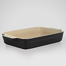 Buy Le Creuset Stoneware Rectangular Dish Online at johnlewis.com