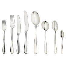 John Lewis Outline Cutlery
