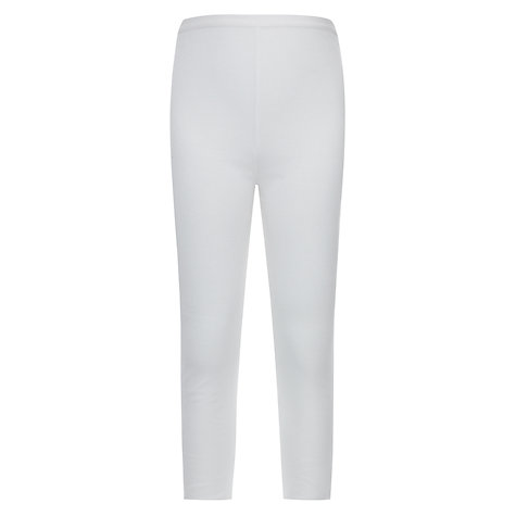 Buy John Lewis Girl Thermal Long Johns, White Online at johnlewis.com