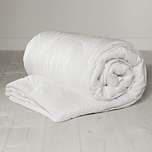 Buy John Lewis Breathe Duvet, 13.5 Tog (9 + 4.5 Tog) All Seasons Online at johnlewis.com