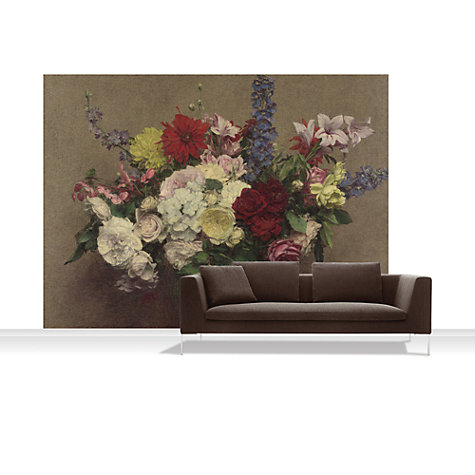 Buy Surface View Henri Fantin-Latour The Rosy Wealth of June Mural Online at johnlewis.com