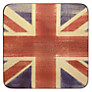 Pimpernel Union Jack Coasters, Set of 6
