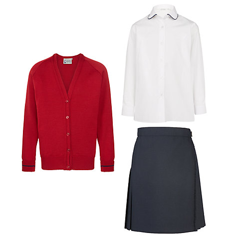Buy Cameron House School Girls' Uniform Online at johnlewis.com