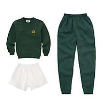 Connaught House School Boys' Years 1 - 3 Sports Uniform