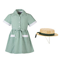 Connaught House School Girls' Reception Year 1 Summer Uniform