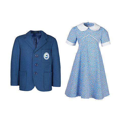 Buy Dolphin School Girls' Summer Uniform Online at johnlewis.com