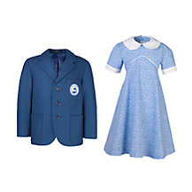 Dolphin School Girls' Summer Uniform