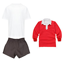 The Dominie Boys' Sports Uniform