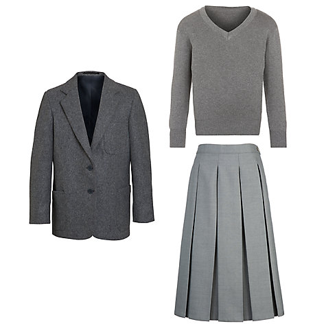 Buy Grey Coat Hospital School Girls' Winter Uniform Online at johnlewis.com