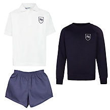 Heath House Prep School Boys' Sports Uniform
