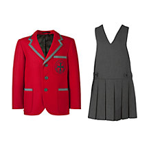 Holy Cross RC Primary School Girls' Reception - Year 6 Uniform