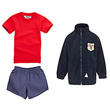 Hornsby House School Boys' Reception - Year 2 Sports Uniform