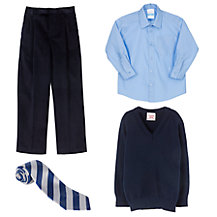 Hornsby House School Boys' Year 3 - 6 Uniform