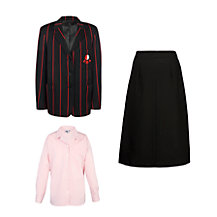 Lady Margaret School Girls' Uniform