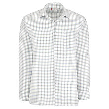 Buy Horris Hill Preparatory School Boys' Long Sleeve Shirt, Blue/White Online at johnlewis.com