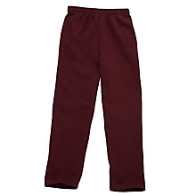 Buy School Girls' Jogging Bottoms Online at johnlewis.com