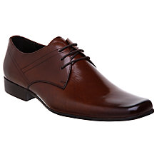 Buy Dune Alarms Leather Lace Up Shoes Online at johnlewis.com