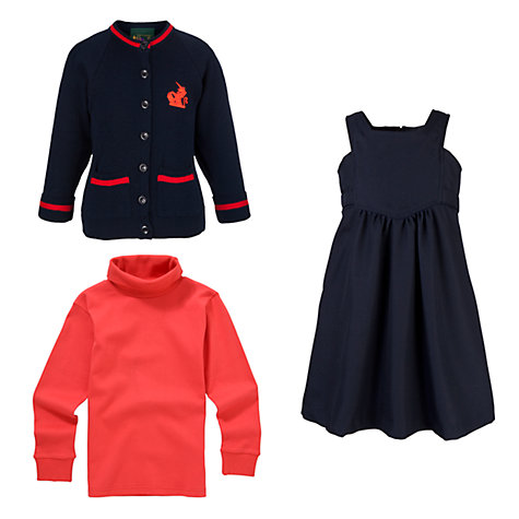 Buy Thomas's Girls Reception - Year 4 Uniform Online at johnlewis.com