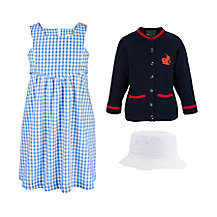 Thomas's Girls' Reception - Year 4 Summer Uniform