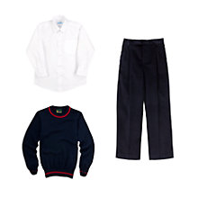 Buy The Roche School Boys' Uniform Online at johnlewis.com