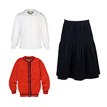 Buy The Roche School Girls' Uniform Online at johnlewis.com
